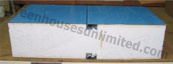 Insulated Panels Assembly Attached