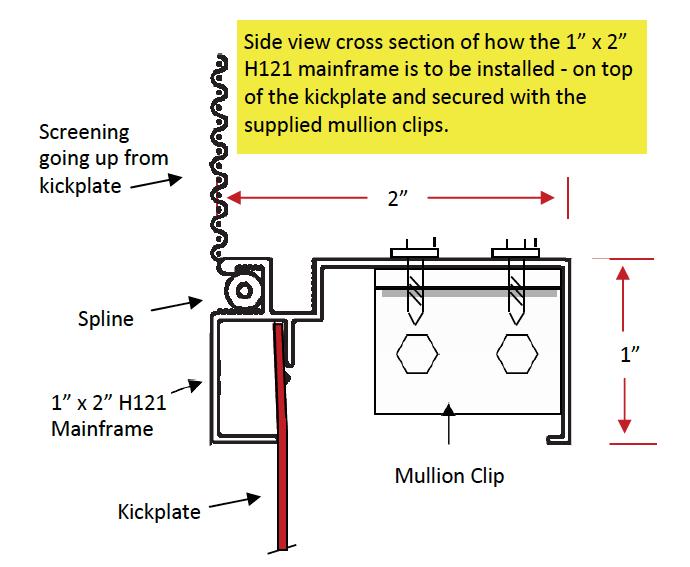 Install Kickplate